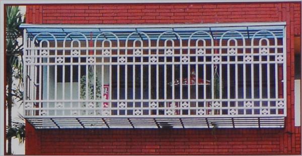 不銹鋼防盜窗