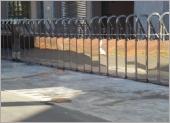 白鐵伸縮大門
