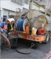 污水管線高壓清洗施工