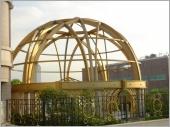 香榭富裔大樓穹頂工程