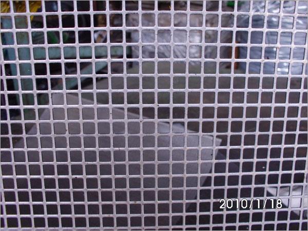 沖孔網-四方形孔
