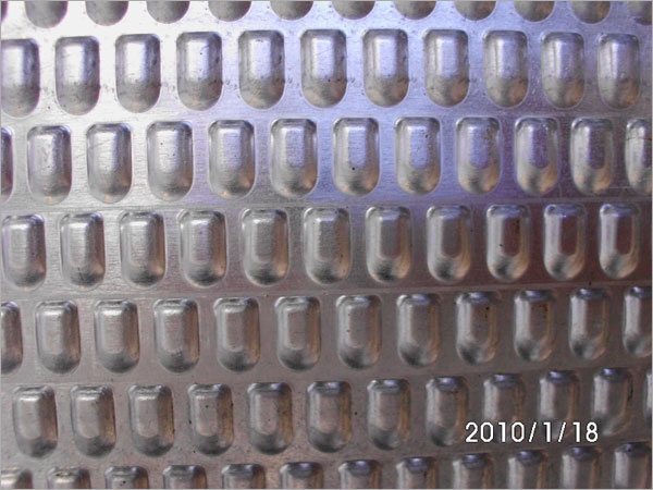沖孔網-指甲型孔