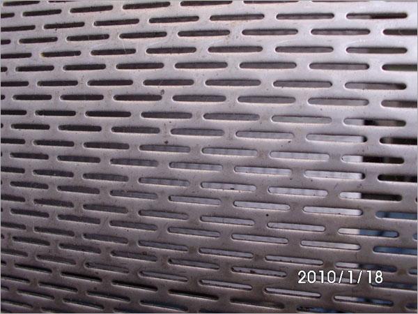 沖孔網-橢圓形孔-2