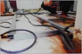 挑高地板-電焊地板鐵架骨