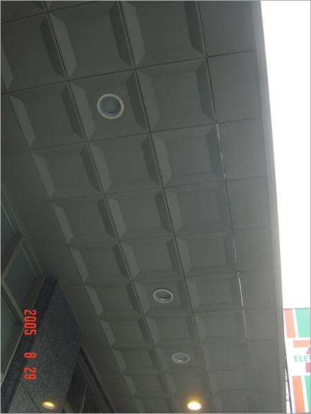 暗架鋁天花板