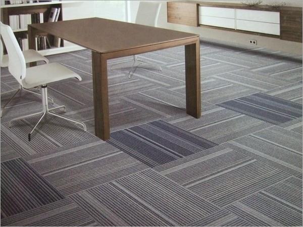 律動方塊地毯