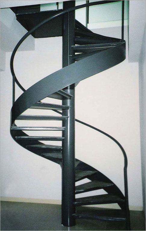 金屬迴旋梯