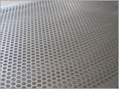 7mm六角沖孔網