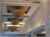 大廳 造型天花板