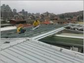 鐵皮屋更新施工