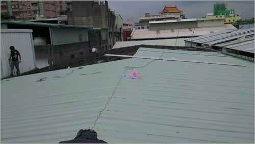 鐵皮屋屋頂更換