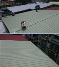 烤漆鋼板更換-25坪