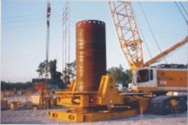 全套管基樁工程