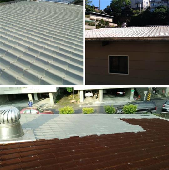 鐵皮屋防水工程、鐵皮屋隔熱工程