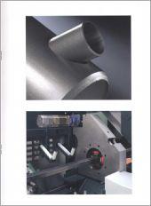 黑鐵管材雷射切割加工