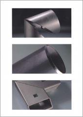 角鐵雷射切割、槽鐵雷射切割、異形管切割