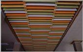 條狀金屬障板天花