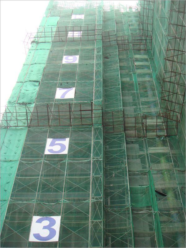 大樓鷹架工程