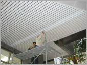 天花板鋁條換新 (2)