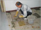 室內地磚打除及新貼工程 (3)