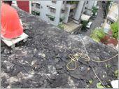 屋頂施作黑膠防水及防水毯 (1)
