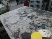 屋頂施作黑膠防水及防水毯 (2)