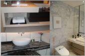 大理石浴室整體施工