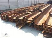 中古日製鋼板樁(3型)