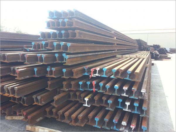 中古日製鋼軌樁(50KG)