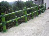 26.水泥仿竹木欄杆(二支形)