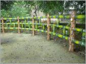 23.水泥仿竹木欄杆(三支形)