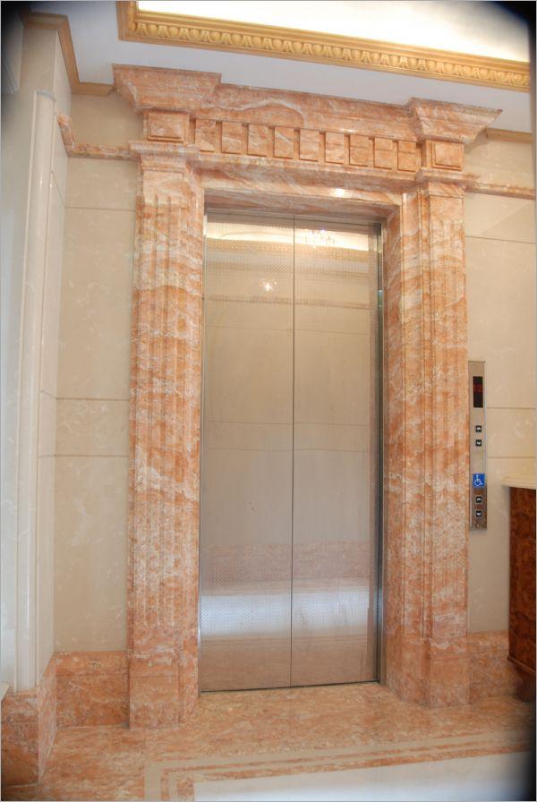 大理石门框 - 建材展示馆