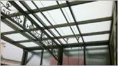頂樓採光罩工程