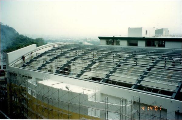 屋頂鋼構工程