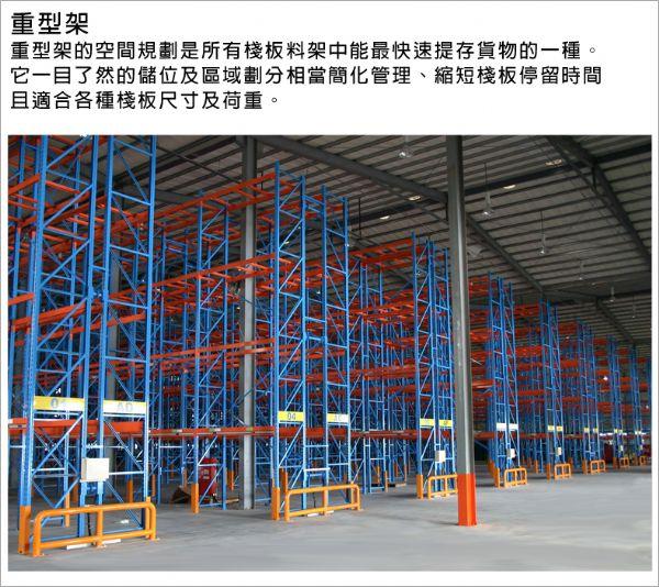 重型架儲物架、重型物料架、重型架櫥物架02-2701-3938