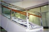 不銹鋼扶手樓梯