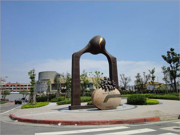 不銹鋼公共藝術設計