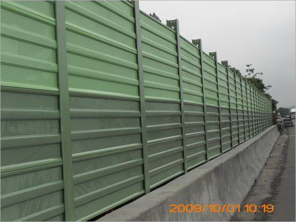 高速公路隔音牆