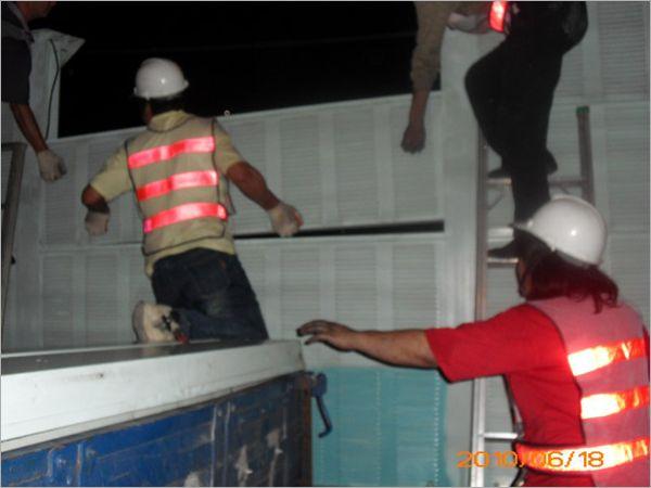 隔音牆工程施作