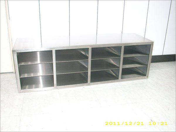 不鏽鋼鞋櫃