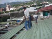 金屬浪板工程