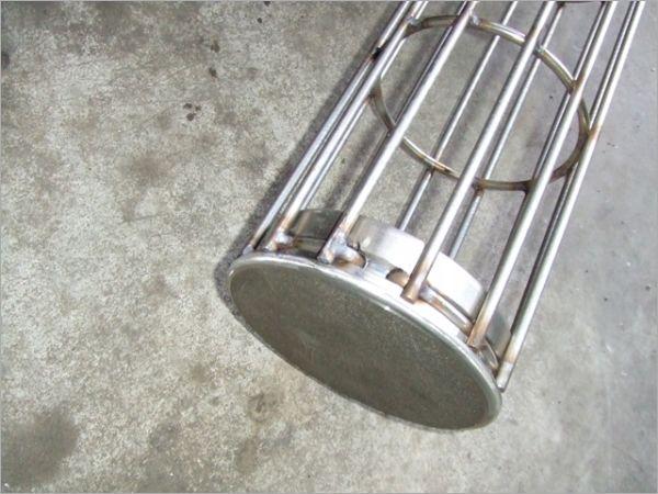 集塵支架籠