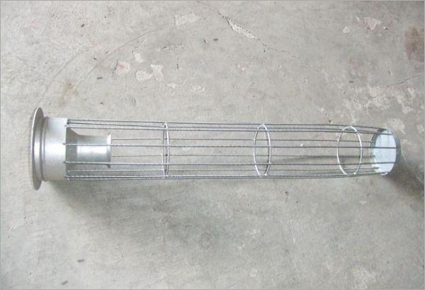 鍍鋅集塵支架籠