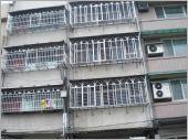 白鐵防盜窗
