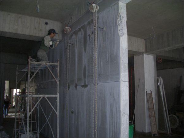 牆壁切割鑽孔工程