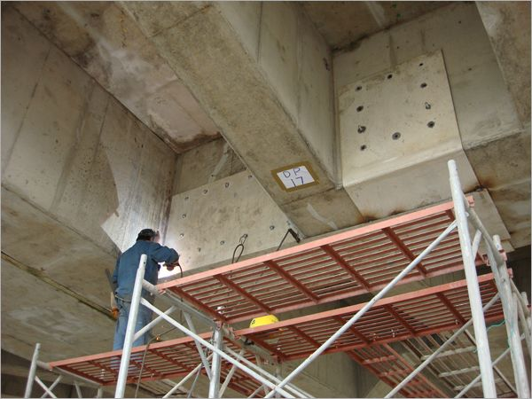 鋼板修護補強工程