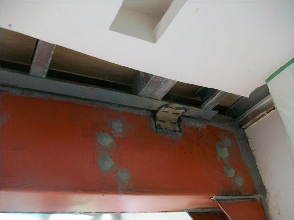 钢架阳台挑梁配筋图