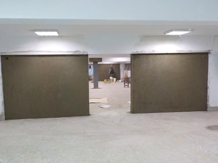 剪力牆施做工程