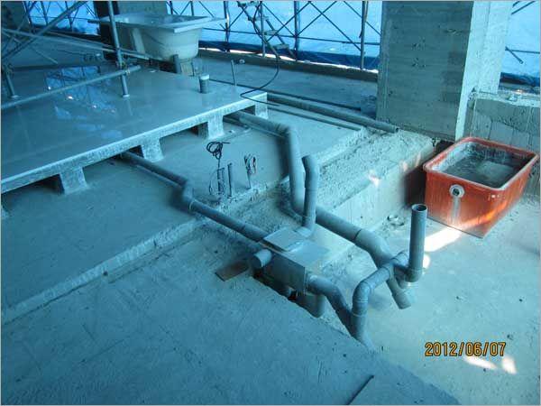 高架預鑄樓板工程-1