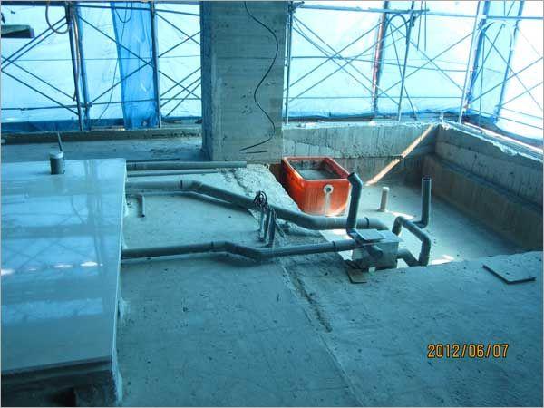 高架預鑄樓板工程-2